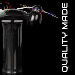 """6"""" Light Up- Double Spinner Fan"""