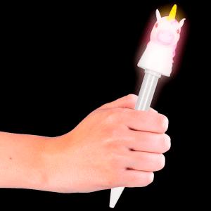 Light-Up Unicorn Pen