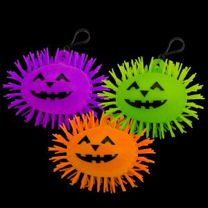 LED Halloween Puffers with Clip