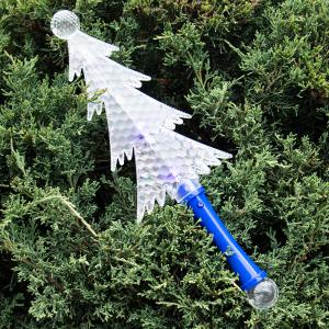 "15"" Light-Up Christmas Tree Wand"