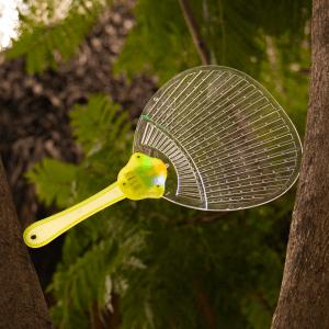 LED Light Up Flashing Fan