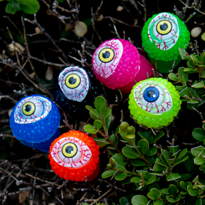 LED Flashing Eyeball Rings