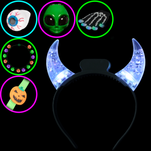 Halloween Alien Theme Party Pack