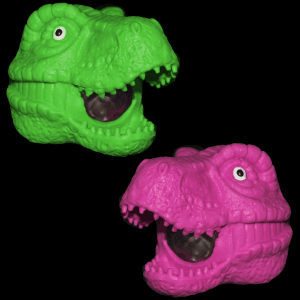Light-Up Squeeze Dinosaurs