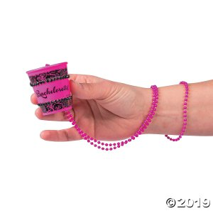 Bachelorette Shot Glass Necklace (1 Piece(s))