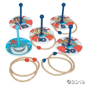 Life Preserver Ring Toss Game (1 Piece(s))