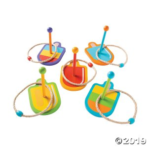 Ice Pop Ring Toss Game (1 Set(s))