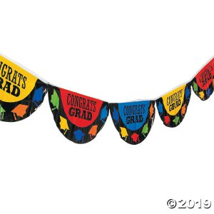 Graduation Party Bunting (1 Piece(s))