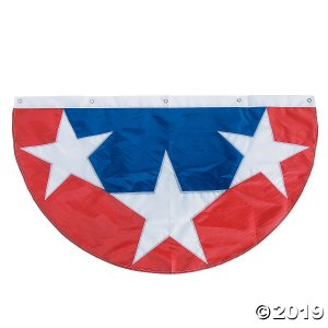 Triple Star Bunting (1 Piece(s))