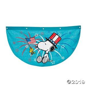 Peanuts® Patriotic Bunting (1 Piece(s))