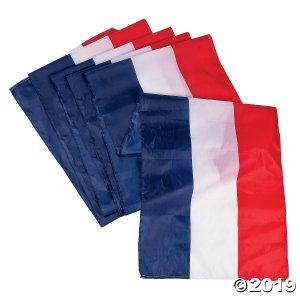 Red, White & Blue Large Patriotic Bunting (1 Piece(s))