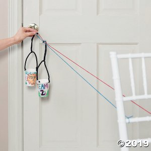 STEAM Zipline Craft Kit (Makes 10)