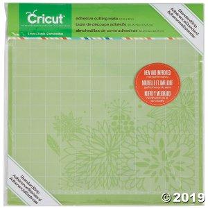 """Cricut Cutting Mats 12""""X12"""" 2/Pkg (1 Set(s))"""