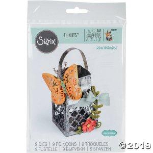 Sizzix® Thinlits Butterfly Lantern Cutting Dies (1 Set(s))