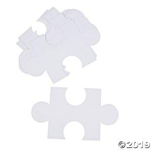 Blank Dry Erase Puzzles (24 Piece(s))