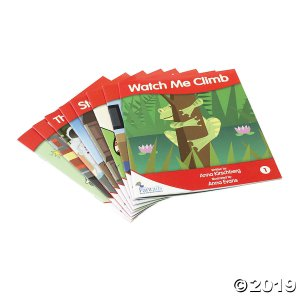 Fantails™ Book Banded Readers - Red, Fiction, Levels B-D (1 Set(s))
