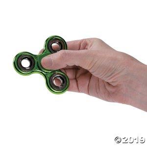 Colorful Metallic Fidget Spinners (6 Piece(s))