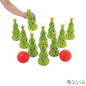 Holiday Bowling Game (1 Set(s))