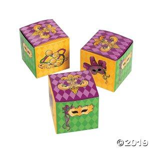 Masquerade Gift Boxes (24 Piece(s))