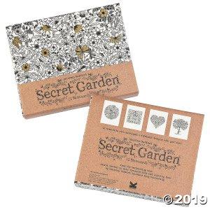 Secret Garden Coloring Notecards by Johanna Basford (1 Unit(s))