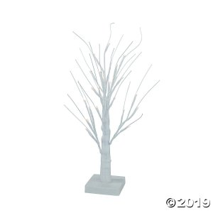 Tabletop White Light-Up Tree (1 Piece(s))