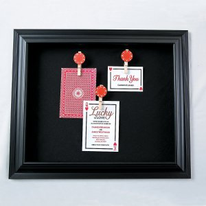 Personalized Lucky in Love Invitations (10 Piece(s))