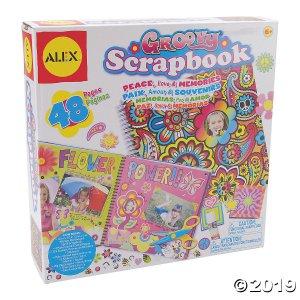 Alex Toys Groovy Scrapbook Kit- (1 Set(s))