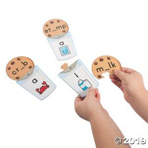 Short Vowel Puzzles (100 Piece(s))