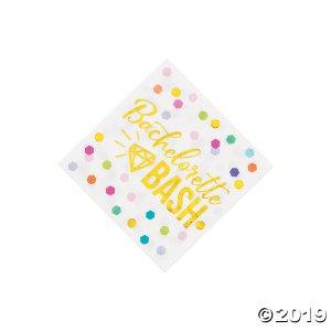 Bachelorette Bash Beverage Napkins (16 Piece(s))
