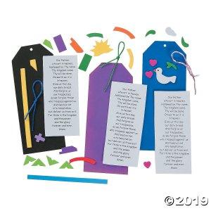 The Lord's Prayer Bookmark Craft Kit (Makes 12)