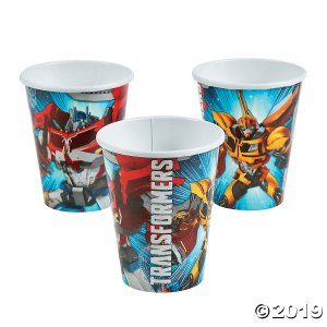 Transformers™ Paper Cups (8 Piece(s))
