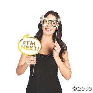 She Said Yaaas Photo Booth Stick Props (Per Dozen)