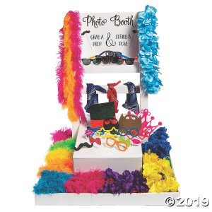 Photo Booth Prop Station (1 Piece(s))