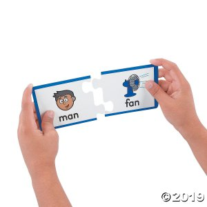 Rhyming Sounds Matching Puzzles (Makes 30)