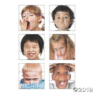 Emotions Puzzle Blocks (1 Set(s))