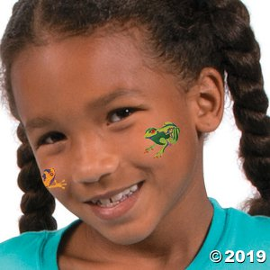 Insect & Reptile Tattoos (72 Piece(s))