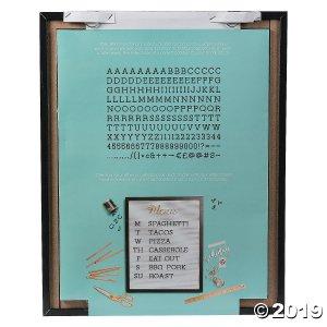 Black Letter Board Kit - 20 (1 Set(s))