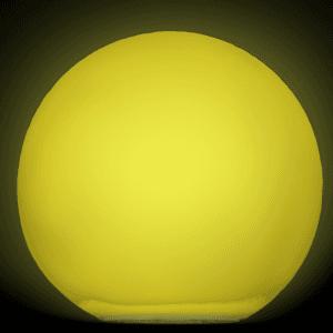 LED Light Up 3 Inch Mood Light Ball