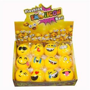Emojicon LED Balls (Per 12 pack)