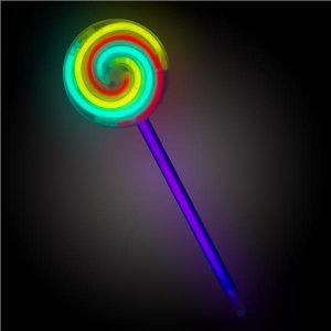 Glow Lollipop Wand