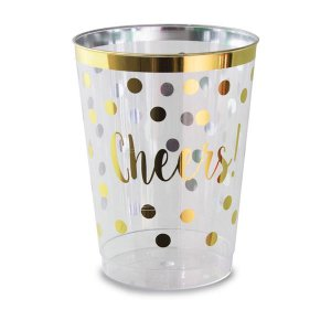 Cheers 10 oz Tumblers (Per 30 pack)