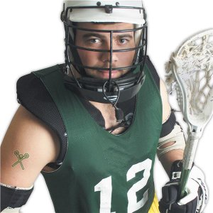 Lacrosse Tattoos (Per 16 pack)