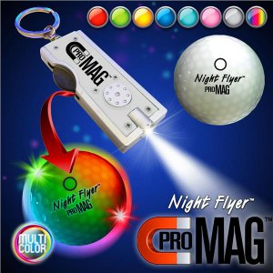 ProMAG Lighted Golf Balls (Per 6 pack)
