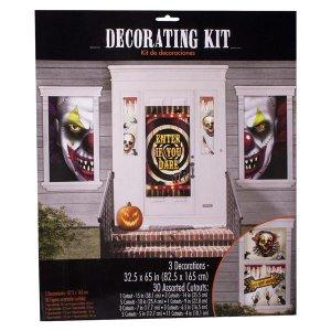 Creepy Carnival Scene Setter Kit