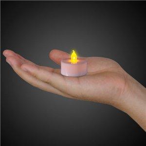 LED Flameless Tea Light Candles