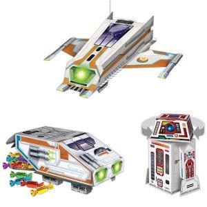Spaceship Centerpieces