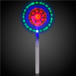 LED Windmill Wand