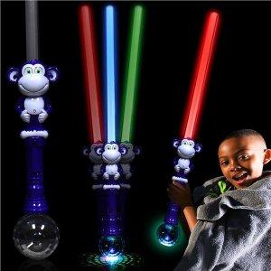 LED Monkey Sword