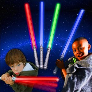 LED Assorted Light Sabers