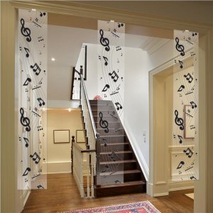 Musical Notes Party Panels